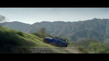 Jeep TV Spot, 'SUV Letters Earned' Song by The Kills [T1] - Thumbnail 4
