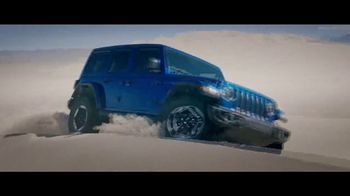 Jeep TV Spot, 'SUV Letters Earned' Song by The Kills [T1] - Thumbnail 9