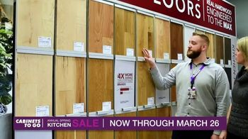 Cabinets To Go Annual Spring Kitchen Sale TV Spot, 'Savings' - Thumbnail 9