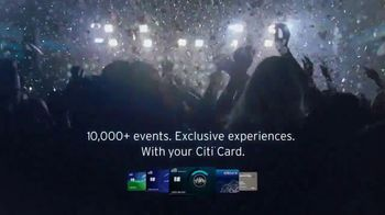 Citi Entertainment TV Spot, 'Once in a Lifetime' Song by Zara Larsson - Thumbnail 9
