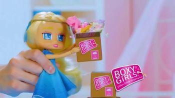Boxy Girls TV Spot, 'Mystery Boxes' - Thumbnail 1