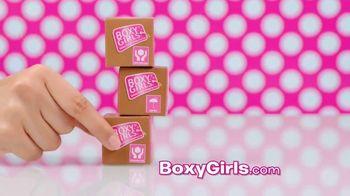 Boxy Girls TV Spot, 'Mystery Boxes' - Thumbnail 4