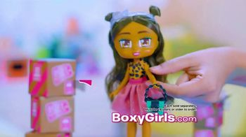Boxy Girls TV Spot, 'Mystery Boxes' - Thumbnail 6