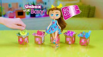 Boxy Girls TV Spot, 'Mystery Boxes'