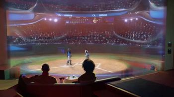 Optimum Altice One TV Spot, 'Watching the Game in the Future' - Thumbnail 2