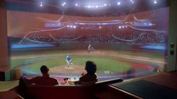 Optimum Altice One TV Spot, 'Watching the Game in the Future' - Thumbnail 9