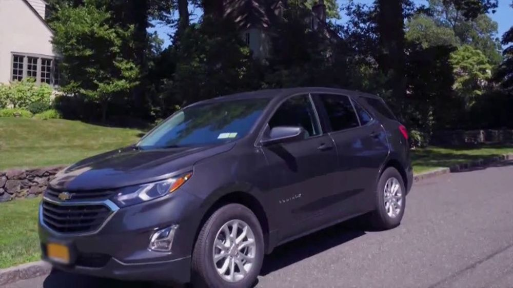 Chevrolet Equinox TV Commercial, 'NBC: Open House NYC: On the Hunt' [T2] -  Video