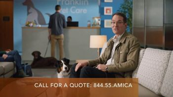 Amica Mutual Insurance Company TV Spot, 'Exchanging Compliments' - Thumbnail 2