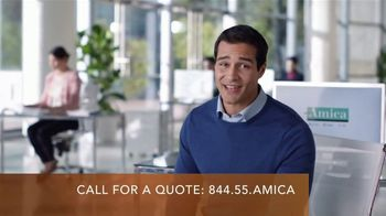 Amica Mutual Insurance Company TV Spot, 'Descriptions'
