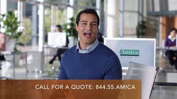 Amica Mutual Insurance Company TV Spot, 'Descriptions' - Thumbnail 6