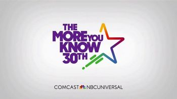 The More You Know TV Spot, '30th Anniversary: Equal Wages' Featuring Christina Hendricks - Thumbnail 5