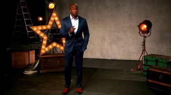The More You Know TV Spot, '30th Anniversary: Diversity' Featuring Akbar Gbaja-Biamila - 306 commercial airings