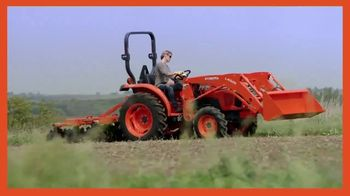Kubota L Series TV Spot, 'Built to Get the Job Done Right'
