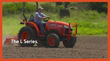Kubota L Series TV Spot, 'Built to Get the Job Done Right' - Thumbnail 8