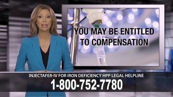 Sanders Phillips Grossman TV Spot, 'Iron Deficiency Treatment Injuries'