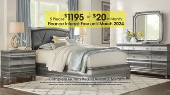 Anniversary Sale: Elegant Five-Piece Bedroom thumbnail