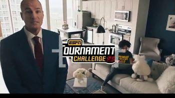 2019 ESPN Tournament Challenge TV Spot, 'Kim' Featuring Jay Bilas - Thumbnail 10