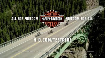 Harley-Davidson TV Spot, 'Find the One: Touring and Softail' - Thumbnail 10