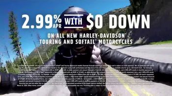 Harley-Davidson TV Spot, 'Find the One: Touring and Softail' - Thumbnail 5