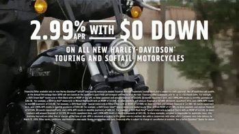 Harley-Davidson TV Spot, 'Find the One: Touring and Softail' - Thumbnail 6