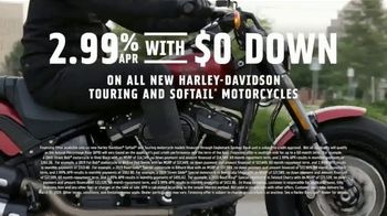 Harley-Davidson TV Spot, 'Find the One: Touring and Softail' - Thumbnail 7