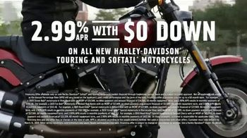 Harley-Davidson TV Spot, 'Find the One: Touring and Softail' - Thumbnail 8