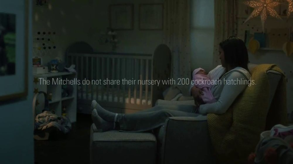 Orkin Tv Commercial Home Is Where The Roaches Aren T