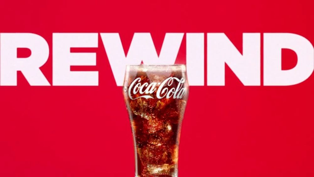 Coca-Cola TV Commercial, 'Rewind' - Video