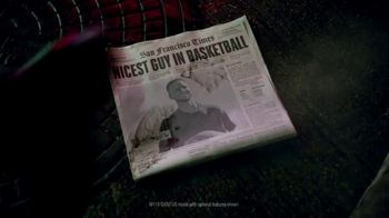 2019 Infiniti QX50 TV Spot, 'The Nicest Guy in Basketball' Featuring Stephen Curry [T2] - 2867 commercial airings