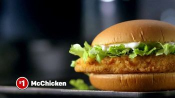 McDonald's McChicken and Chicken McNuggets TV Spot, 'James and Jada' - Thumbnail 8