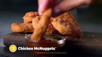 McDonald's McChicken and Chicken McNuggets TV Spot, 'James and Jada' - Thumbnail 9