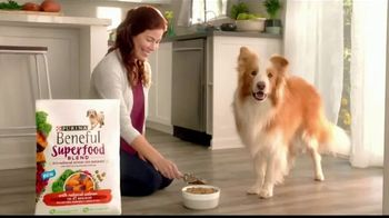 Purina Beneful Superfood Blend TV Spot, 'Súper saludable' [Spanish]