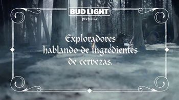 Bud Light TV Spot, 'Exploradores hablando de ingredientes de cervezas.' [Spanish] - Thumbnail 1