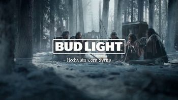 Bud Light TV Spot, 'Exploradores hablando de ingredientes de cervezas.' [Spanish] - Thumbnail 6