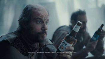 Bud Light TV Spot, 'Exploradores hablando de ingredientes de cervezas.' [Spanish] - Thumbnail 3