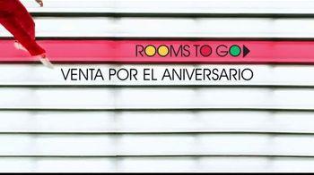 Rooms to Go Venta por el Aniversario TV Spot, 'Tu mejor noche' canción de Portugal. The Man [Spanish] - Thumbnail 1