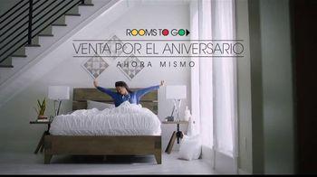Rooms to Go Venta por el Aniversario TV Spot, 'Tu mejor noche' canción de Portugal. The Man [Spanish] - Thumbnail 2