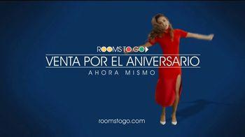 Rooms to Go Venta por el Aniversario TV Spot, 'Celebremos' con Ximena Córdoba [Spanish] - Thumbnail 5