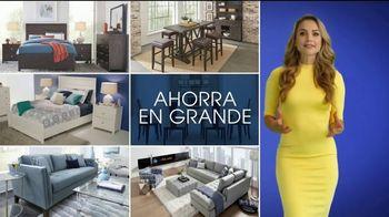 Rooms to Go Venta por el Aniversario TV Spot, 'Celebremos' con Ximena Córdoba [Spanish] - Thumbnail 1
