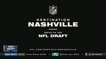 NFL Network TV Spot, 'Destination Nashville: AJ Brown' - Thumbnail 10