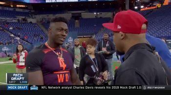 NFL Network TV Spot, 'Destination Nashville: AJ Brown'