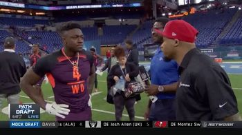 NFL Network TV Spot, 'Destination Nashville: AJ Brown' - Thumbnail 6