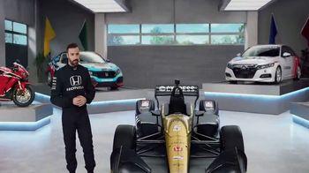 Honda Dream Garage Spring Event TV Spot, 'Accord' Featuring James Hinchcliffe [T1] - Thumbnail 4
