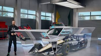 Honda Dream Garage Spring Event TV Spot, 'Accord' Featuring James Hinchcliffe [T1] - Thumbnail 5