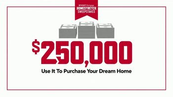 Rocket Mortgage Homestretch Sweepstakes TV Spot, 'Tradition' - Thumbnail 7