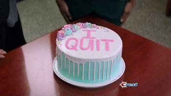 Crest TV Spot, 'I Quit'