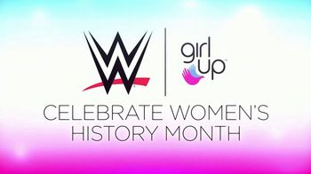 World Wrestling Entertainment (WWE) TV Spot, 'Girl Up: Women in History' Featuring Charlotte Flair - Thumbnail 9