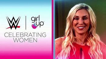 World Wrestling Entertainment (WWE) TV Spot, 'Girl Up: Women in History' Featuring Charlotte Flair