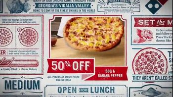 Domino's TV Spot, '34 Million Ways: 50 Percent Off' - Thumbnail 6