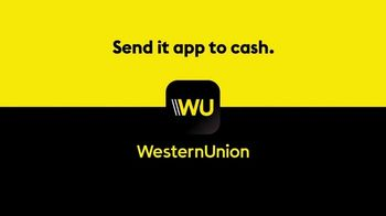 Western Union App TV Spot, 'Fast Cash Pickup' - Thumbnail 10